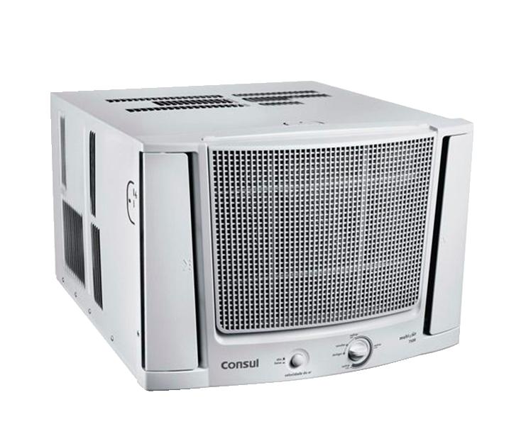 Ar-Condicionado Janela 7.500 BTUs Consul CCF07EB