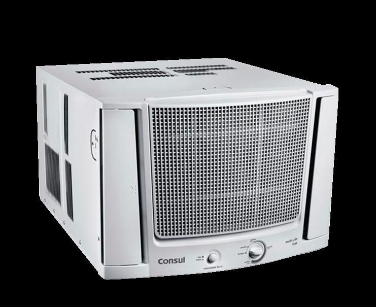 Ar condicionado janela 7500 BTUs/h Consul